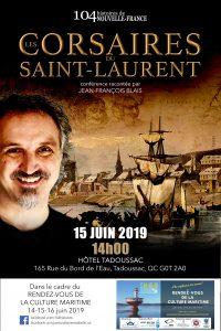 Les Corsaires du Saint-Laurent à Tadoussac
