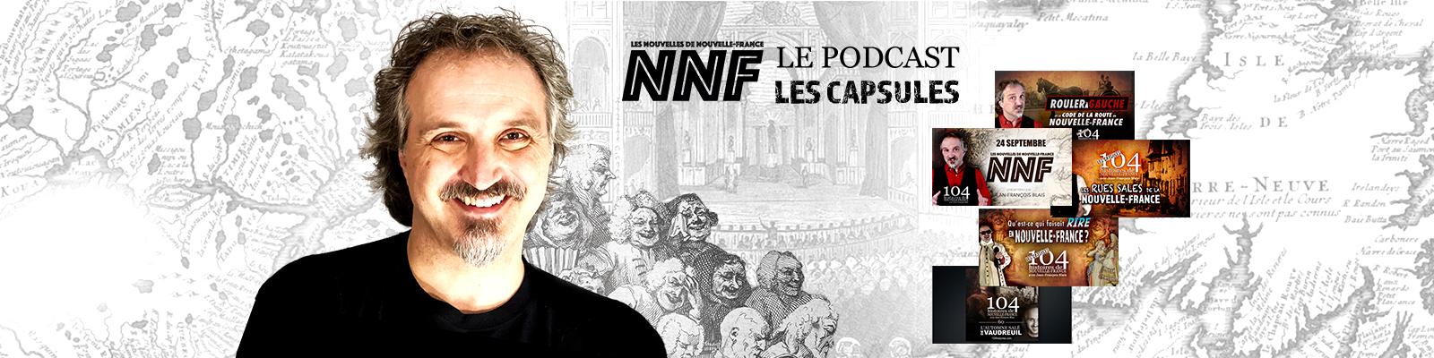 104 histoires de Nouvelle-France