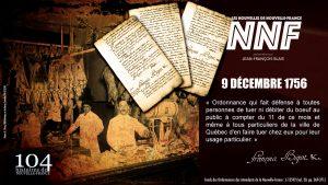 9 décembre 1756 : interdiction de tuer et vendre du boeuf